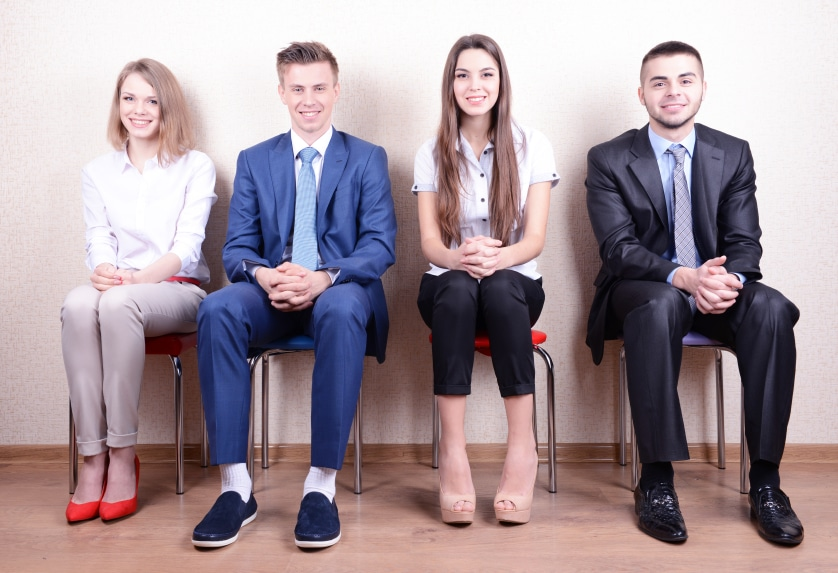 Nailing group interviews: Your first impression is your only impression
